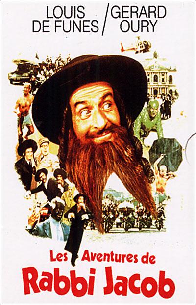 Les affiches du temps passé quand la pub s'appelait réclame .. - Page 21 Affiche-rabbi-jacob