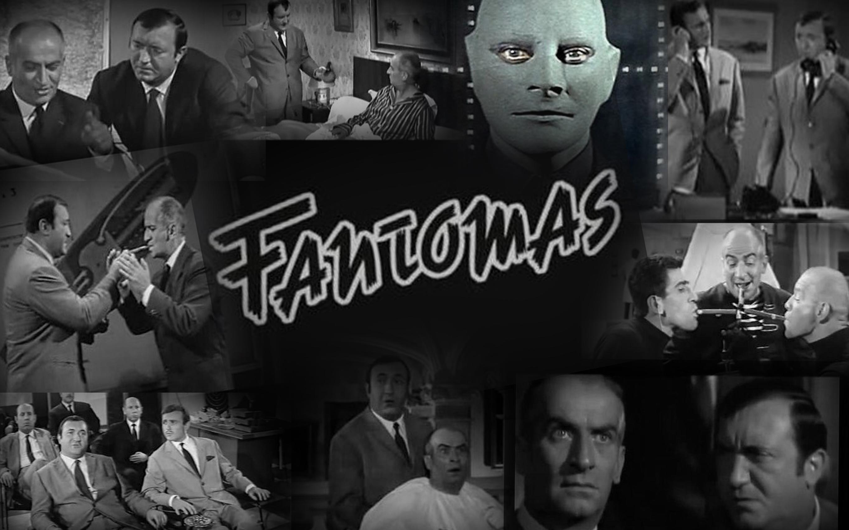 Resultado de imagen de louis de funes fantomas